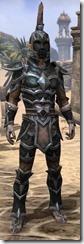 Dark Elf Leather - Male Front