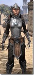 Dark Elf Steel - Female Close Front