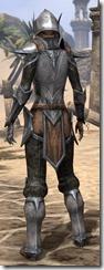 Dark Elf Steel - Female Rear