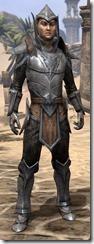 Dark Elf Steel - Male Front