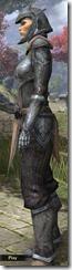 Dunmer Iron - Female Side