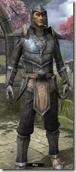 Dunmer Iron - Male Front