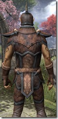 Dunmer Rawhide - Male Close Back