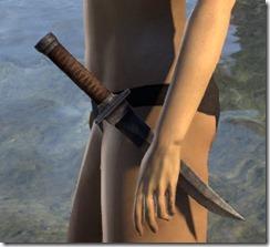 Akaviri Iron dagger