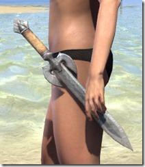 Aldmeri Dominion Iron Dagger