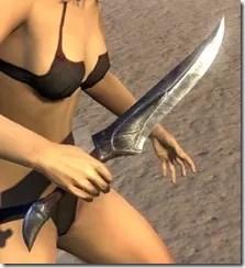Altmer Iron Dagger 2