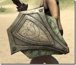 Ancient Elf Maple Shield 2
