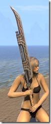 Ancient Orc Iron Greatsword