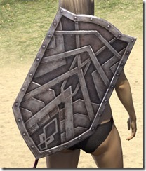 Ancient Orc Maple Shield