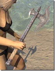 Assassin's League Iron Axe 2