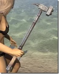Assassin's League Iron Mace 2