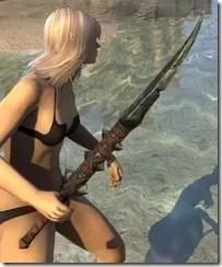 Barbaric Iron Sword 2