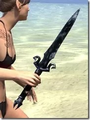 Bloodforge Iron Dagger 2