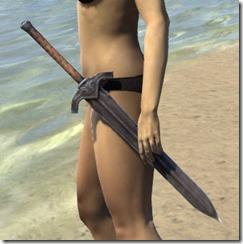 Breton Steel Sword