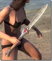 Celestial Iron Dagger 2