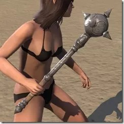 Daggerfall Covenant Iron Mace 2