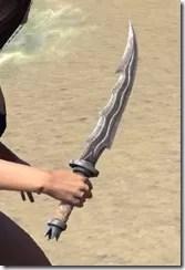 Dark Brotherhood Iron Dagger 2