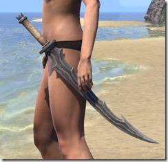 Dark Brotherhood Iron Sword