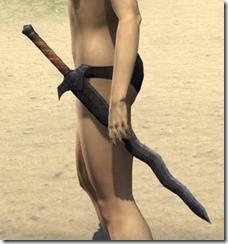 Dunmer Iron Sword