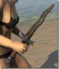 Dunmer Orichalc Dagger 2