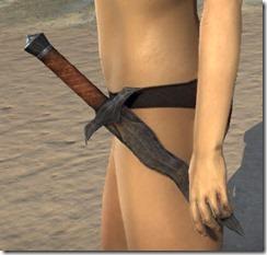 Dunmer Steel Dagger