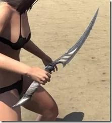 Hollowjack Iron Dagger 2