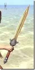 Imperial Dwarven Sword 2