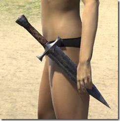 Khajiit Iron Dagger
