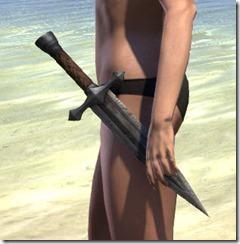 Khajiit Steel Dagger