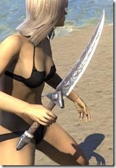 Malacath Iron Dagger 2