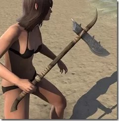 Mazattun Iron Axe 2