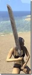Mercenary Iron Greatsword