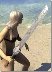 Mercenary Iron Sword 2