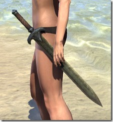 Nord Orichalc Sword