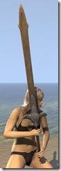 Orc Dwarven Greatsword