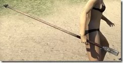 Orc Maple Staff 2