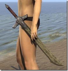 Orc Orichalc Sword