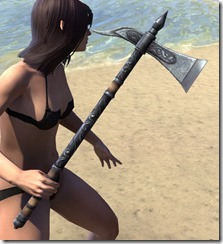 Order of the Hour Iron Axe 2