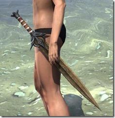 Outlaw Dwarven Sword