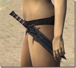 Outlaw Iron Dagger