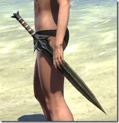 Outlaw Orichalc Sword