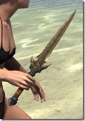 Primal Dwarven Dagger 2