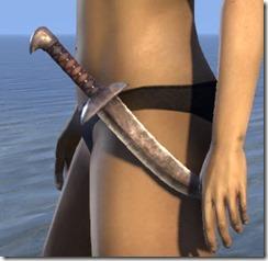 Redguard Steel Dagger