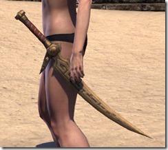The Maelstrom's Sword