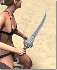 Fanged Worm Dagger 2