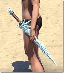 Iceheart Sword 1