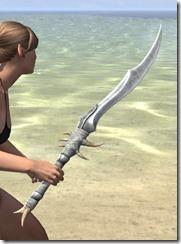 Huntsman Iron Sword 2