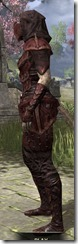 Ashlander Medium - Khajiit Female Side