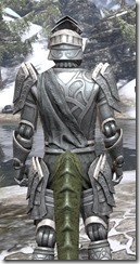 Apostle Iron - Argonian Male Close Rear