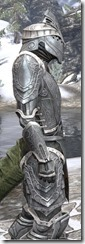 Apostle Iron - Argonian Male Close Side